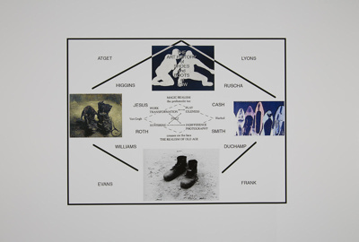 The Art History of Shoes and Boots at VSW; Prez, James; ca. mid 2000s; 2008:0007:0029