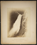 Great Falls Of The Yellowstone, 360 Ft. ; Haynes, F. J.; c.a. 1883; 1977:0045:0002