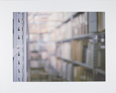 Untitled [Stacks]; Manchee, Doug; 2009; 2009:0060:0063