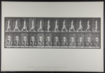 Walking, carrying bucket of water in each hand. [M. 29]; Da Capo Press; Muybridge, Eadweard; 1887; 1972:0288:0012