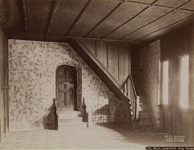 Untitled [Landesfurstl Burg]; Schmidt, Otto; 1895; 1977:0075:0005