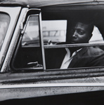 Untitled [Man in car]; Margolis, Michael; ca. late 1960s; 1971:0318:0001