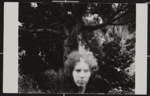 Untitled [Self-portrait in Golden Gate Park]; Connor, Linda; ca. 1975; 1975:0038:0001