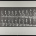 Descending step-ladder, turning around, rock in hands. [M. 151]; Da Capo Press; Muybridge, Eadweard; 1887; 1972:0288:0036
