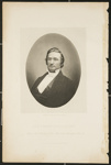 Rev. Osmon C. Baker, D. D. ; Jones, F. F.; c.a. 1860; 1974:0063:0001