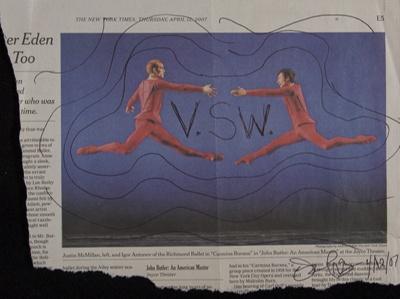 Untitled [V.S.W.]; Prez, James; 2007; 2008:0007:0053
