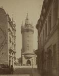 Eschemheimer Tower; Hertel, C.; ca. 1860s; 1979:0105:0002