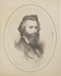 Untitled [Portrait of bearded man]; Fredericks, Charles D.; undated; 2000:0143:0002