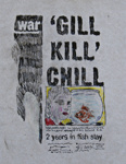 Untitled [GILL KILL CHILL]; Prez, James; 2007; 2008:0007:0002