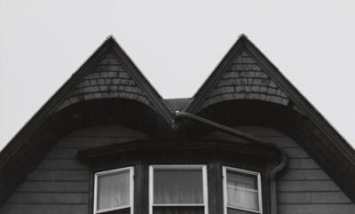 Untitled [Double gable]; Mertin, Roger; undated; 1998:0004:0030