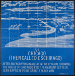 1779 Chicago (Then Called Eschikago); Zanzi, James; 1970; 1972:0096:0053