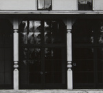 Untitled [Columns and doors]; Mertin, Roger; undated; 1998:0004:0036