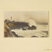 Untitled [Lighthouse]; Thompson, Fred; ca. 1900s; 1986:0024:0007