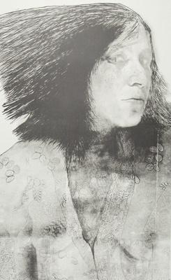 Self-Portrait; Lyons, Joan; 1974; 1975:0006:0005