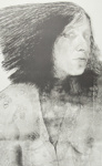 Self-Portrait; Lyons, Joan; 1974; 1975:0006:0005