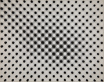 Untitled [Black and white dots]; Siegel, Arthur; ca. 1971; 1983:0052:0001