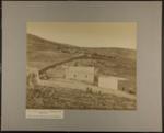 Emplacement du village de Bethphagé, Palestine (Site of the village of Bethphage).; Bonfils, Félix; 1977:0022:0008