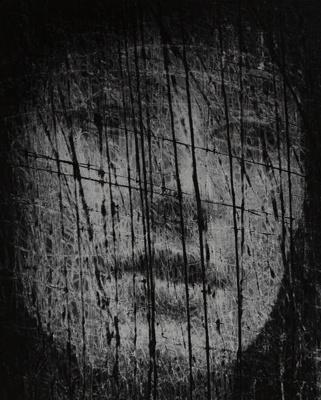 Untitled [Face]; Sannes, Sanne; ca. mid 1960s; 2000:0168:0002