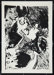 Untitled [arrow pointing to abstract shapes] ; Fichter, Robert; ca. 1960-1970; 1971:0455:0001