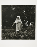 Untitled [Woman wearing bonnet]; Kaida Knapp, Tamarra; ca. 1977; 2011:0025:0002