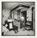[Jim & Jane Woodley in their kitchen]. ; Newton, Neil; 1972; 1974:0015:0010