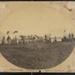 [Oval image of Jones guards, Boxford camp, 47th Massachusetts Voluntary Militia Infantry]; Cushman, Capt. A.S.; 1862; 1975:0034:0004