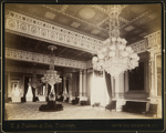 The White House East Room or Reception Room; Bell, C.M.; ca. 1900; 1976:0003:0025