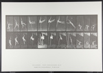Jumping; pole vaulting. [M. 164]; Da Capo Press; Muybridge, Eadweard; 1887; 1972:0288:0038