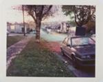 Untitled [Street at dawn]; Gilbert, Lorraine; 1982; 1983:0048:0002