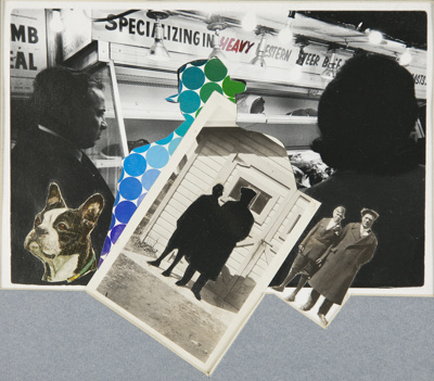 Untitled [Collage]; Petracca, Anthony; 1970; 1974:0045:0002