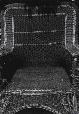 Cane Chair; Collins, Richard; 1969; 2009:0101:0010