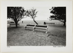 [Benches at Beach Front Park]; Kuligowski, Eddie; 1973; 1986:0014:0013