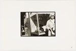 Untitled [Woman walking by window display]; Carlson, Dale S.; 1977; 2011:0012:0018