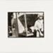 Untitled [Woman walking by window display]; Carlson, Dale S.; 1977; 2011:0012:0018