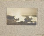 Untitled [Waves]; Thompson, Fred; ca. 1900s; 1986:0024:0012
