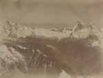 Du Sommet du Dom Mischabel Cervin; Sella, Vittorio; ca. 1860--1900; 1979:0114:0001