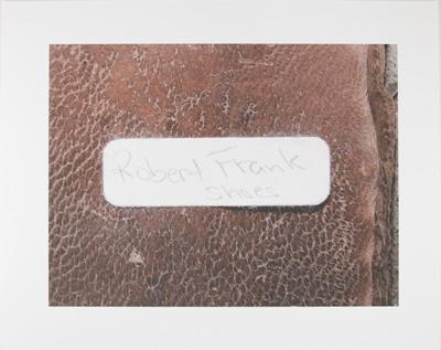 Untitled [Robert Frank Shoes]; Manchee, Doug; 2009; 2009:0060:0065