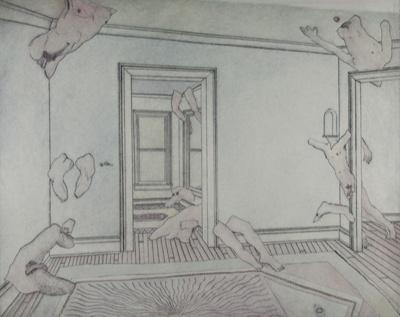 Memorials Through an Empty House...; Smith, Keith; 1976; 1977:0070:0028