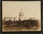The Capitol.; C.M. Bell Studios; ca. 1900; 1976:0003:0030