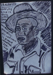 Lead Belly; Prez, James; ca. 2000s; 2008:0087:0047