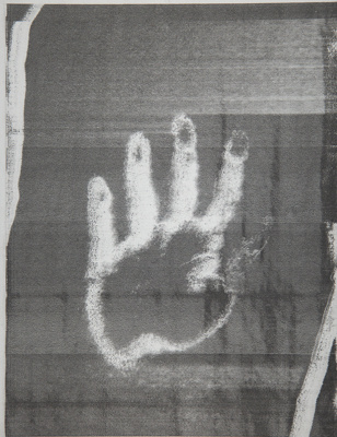 Hands / The Echo Of the Hand Picked Up By a Telecopier Across the Room; Sheridan, Sonia Landy; ca. 1974; 1981:0116:0020