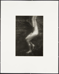 Untitled [Nude woman underwater]; Cooper, John; ca. 1983; 1983:0016:0029