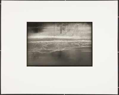 Untitled [Shoreline and spray]; Cooper, John; ca. 1983; 1983:0016:0024
