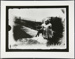 Untitled, [toddler and landscape, double exposure]; Wells, Alice; ca. 1970; 1988:0023:0010
