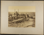 Cairo, pris du Mokattam; Bonfils, Félix; c.a. 1880; 1979:0112:0008