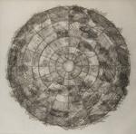 Untitled [Circular geometric shapes]; Greenbaum, Marty; 1975; 1990:0027:0001