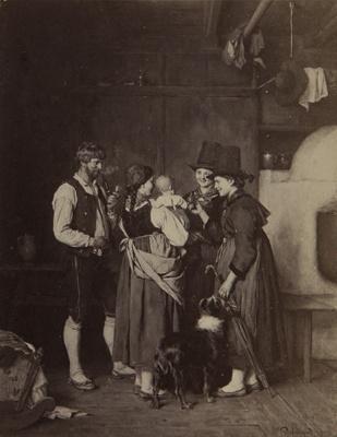 New Baby; Hanfstaengl, Franz; undated; 1978:0097:0002