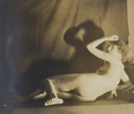 Untitled [Female nude]; Struss, Karl; ca. 1910s; 1974:0044:0001
