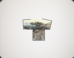 Untitled [Feet and rocks]; Toth, Carl; 1972; 1974:0014:0002