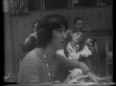 Gay Women YWCA; Klein, Bonnie; October 15, 1971; 2019:0001:0019
